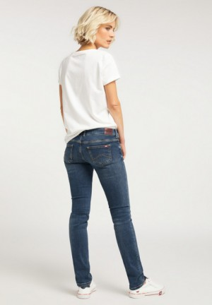 Dame jeans Mustang  Gina Skinny  1008798-5000-883 *