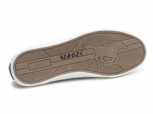 Sko herresko Mustang  shoes 42A-025 (4127-301-800)