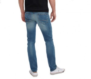 Herre bukser jeans Mustang Oregon Tapered  K 3112-5455-536