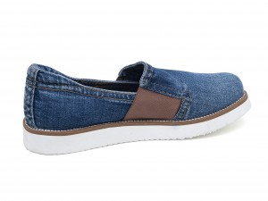 Sko dame denim    46C-117