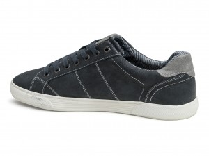 Sko herresko Mustang  shoes 42A-037 (4120-303-900)