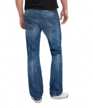 Herre bukser jeans Mustang Michigan Straight  3135-5111-583 *