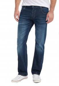 Herre bukser jeans Mustang Michigan Straight  3135-5111-593