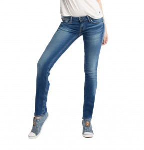 Dame jeans Mustang  Gina Skinny  1006277-5000-683