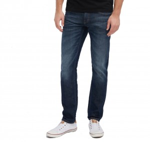 Herre bukser jeans Mustang Oregon Tapered  3116-5111-593 *
