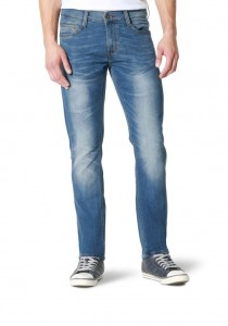 Herre bukser jeans Mustang Oregon Tapered  K 3112-5455-536 *