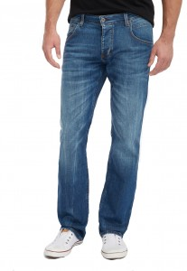 Herre bukser jeans Mustang Michigan Straight  3135-5111-583